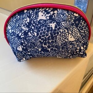 NWT Lilly for Target Upstream Cosmetic Bag